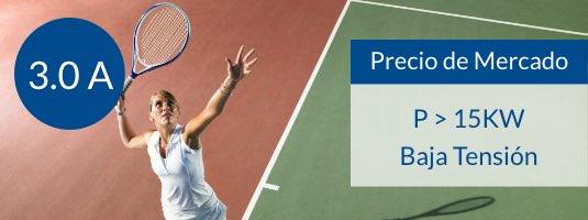 MIW tennis 3.0 A precio de mercado imagen