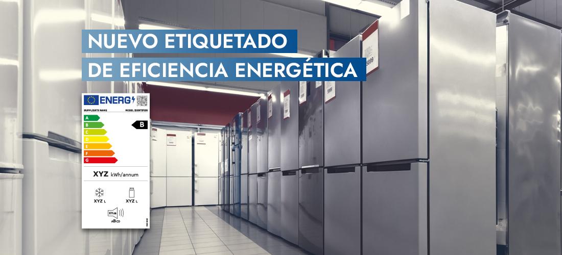 Nuevo Etiquetado Eficiencia Energética